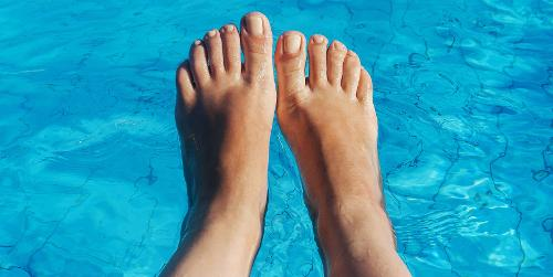 An image relating to Introducing our new barefoot policy