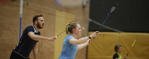 Image representing Badminton