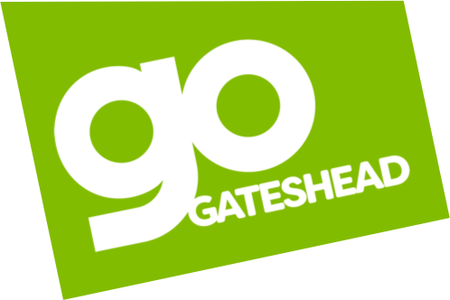 Go Gateshead Logo Big