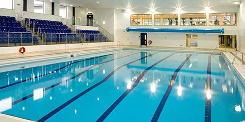 Dunston Leisure Centre pool