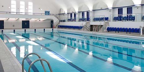Gateshead Leisure Centre pool