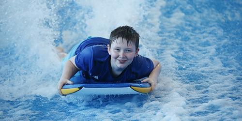 Holiday activities at Heworth Leisure Centre
