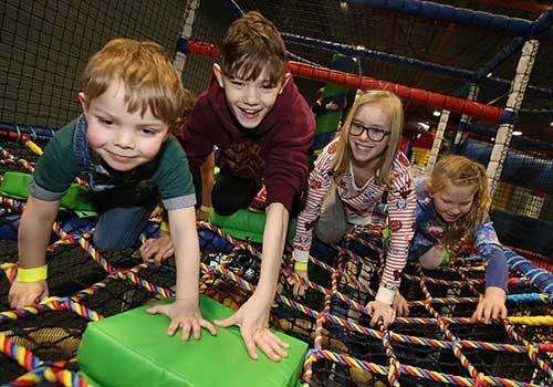 Holiday activities at Gateshead Leisure Centre