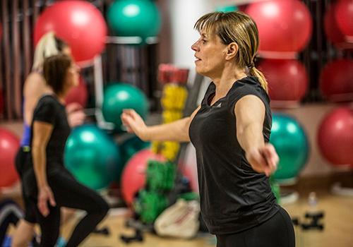 Dunston Leisure Centre gym