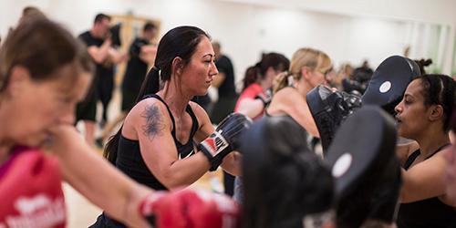 Heworth Leisure Centre gym