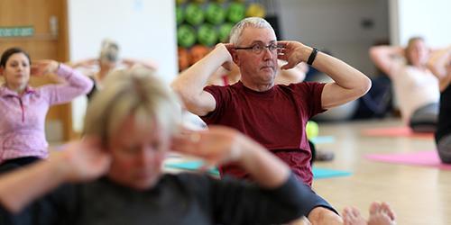 Birtley Leisure Centre gym