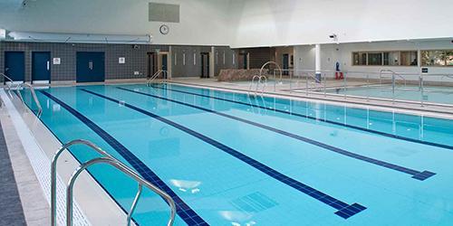 Swimming pool etiquette: the lane code