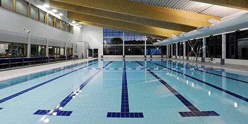 Blaydon Leisure Centre pool