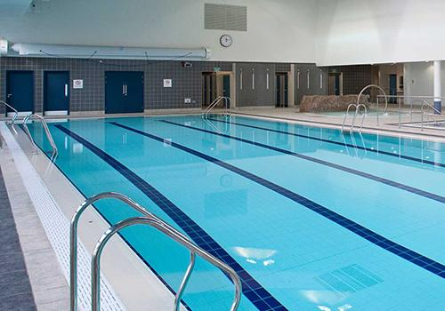 Heworth Leisure Centre pool