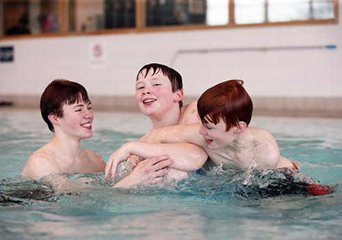 Holiday activities at Birtley Swimming Centre